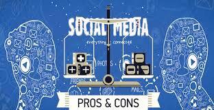 SOCIAL MEDIA PROS & CONS