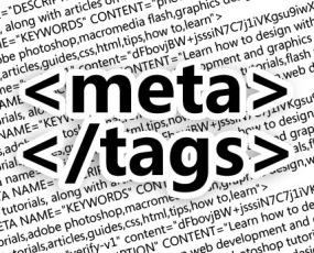 Meta Descriptions / Meta Tags