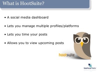 What is HootSuite?